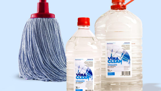Vinagre de limpieza Vinaclean para tu hogar